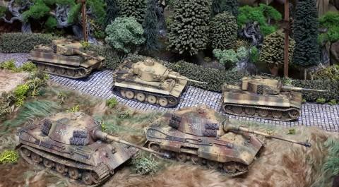 Big Tiger Build; FINISHED!!