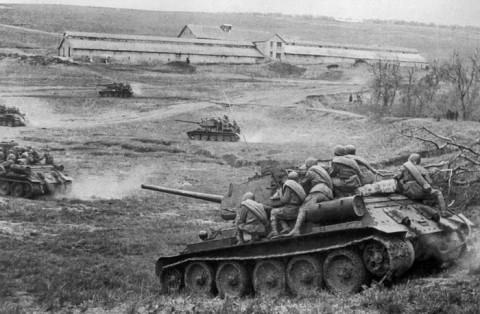 Friday photo - Tank riders