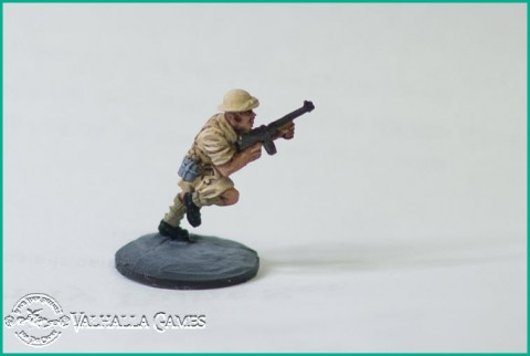 Rex's next project: British 8th Army