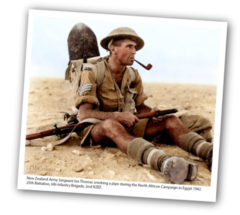 Friday photo - North Africa 8th army
