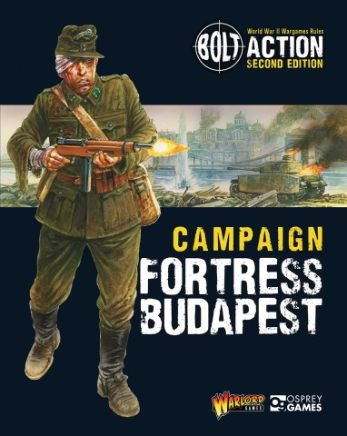 Fortress Budapest - Bolt Action Supplement